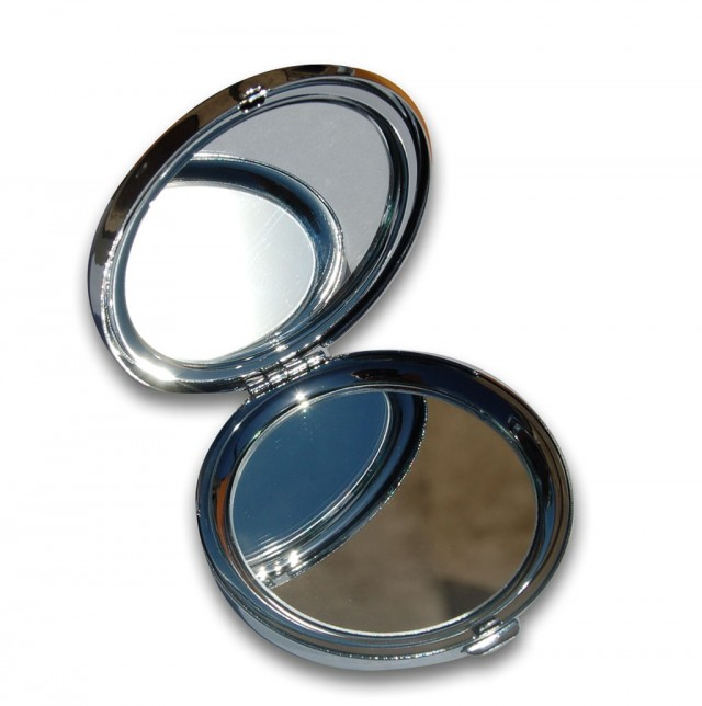 Personalized Compact Mirrors Bulk