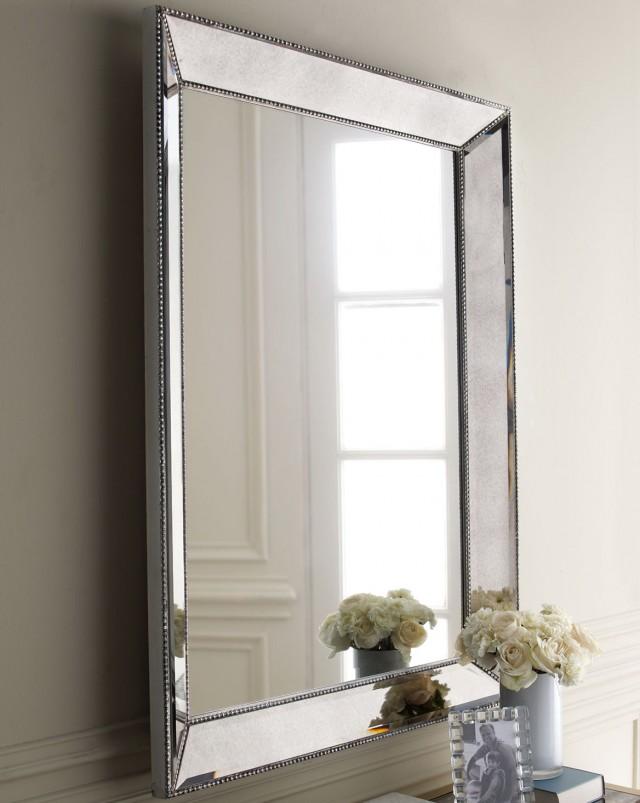 Silver Wall Mirrors Uk