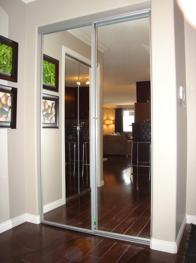 Sliding Mirror Closet Doors Lowes