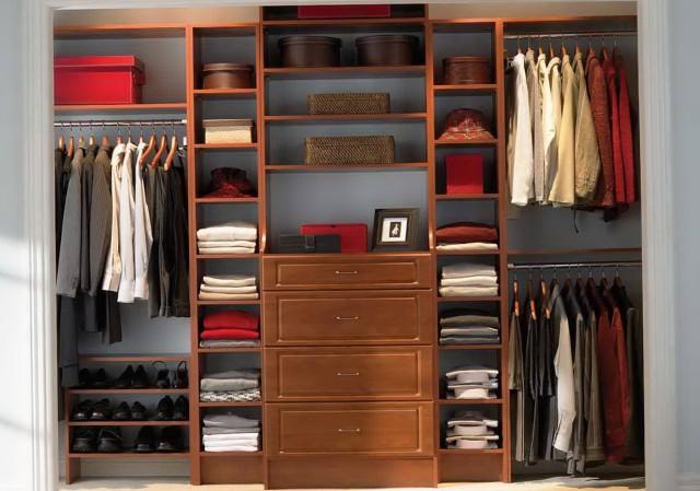 Small Closet Organization Systems