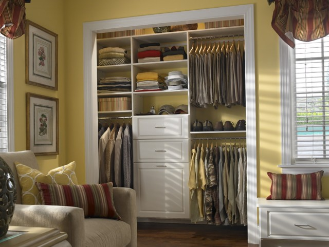 Small Custom Closet Design