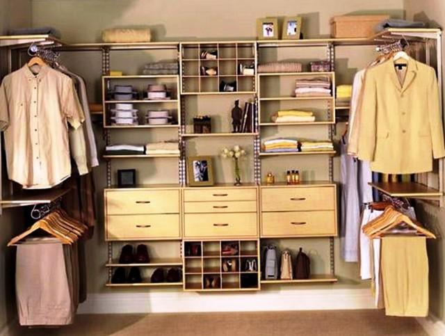 Walk In Closet Design Ideas Plans