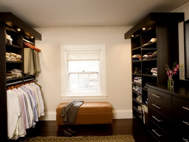 Walk In Closet Ideas With A Window