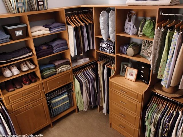 Walk In Closet Organization Systems