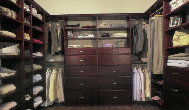Walk In Closet Systems