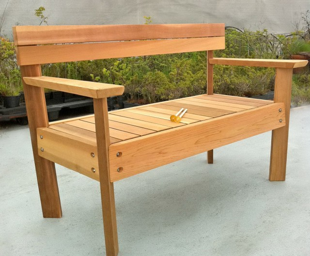 Wooden Garden Seats Benches
