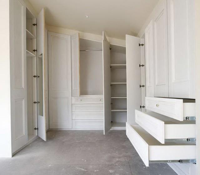 Built In Closets Diy