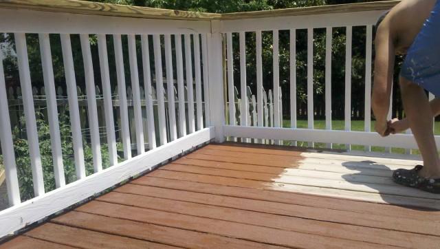 Deck And Concrete Restore Home Depot
