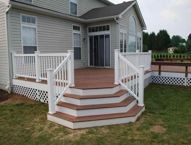 Diy Deck Building Cost