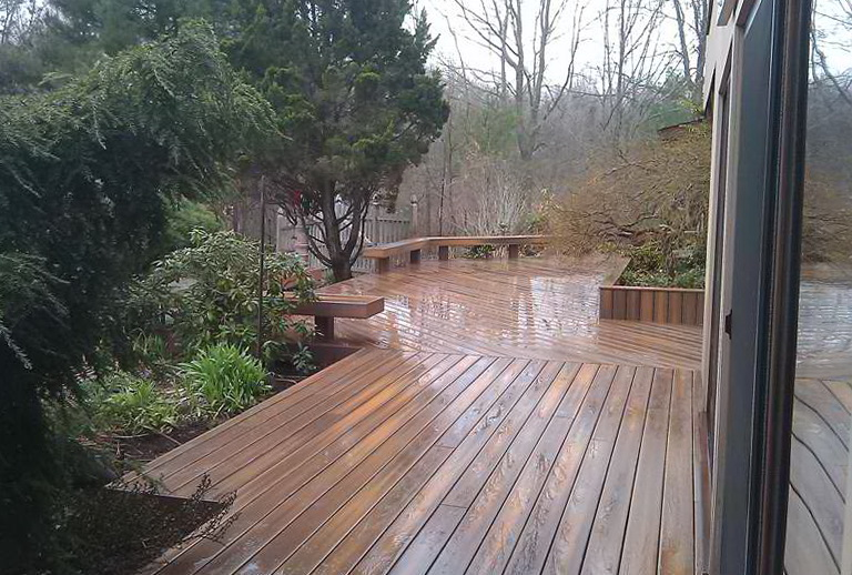 Fiberon Horizon Decking Cleaning