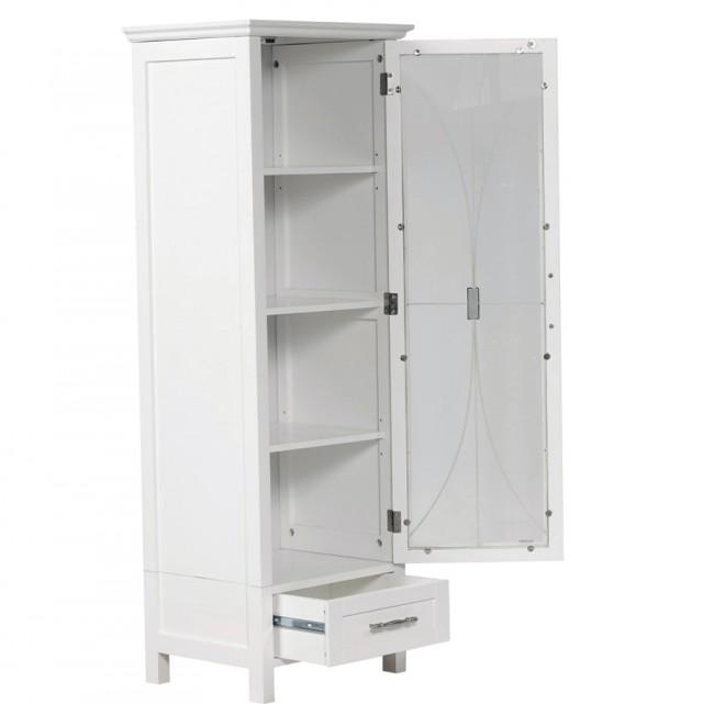 Free Standing Linen Closet Ideas