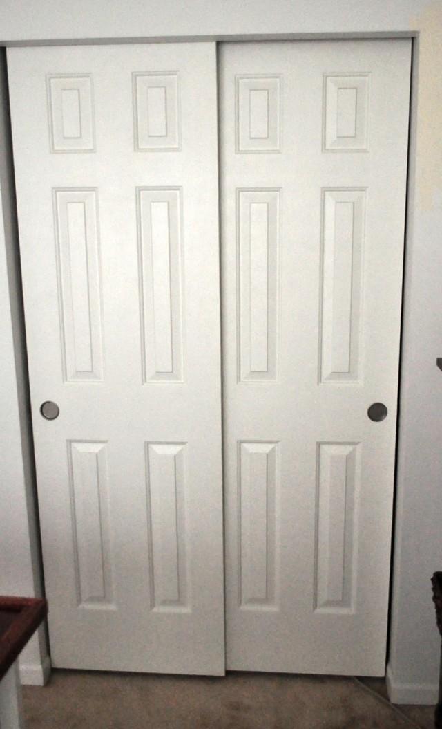 Sliding Bypass Closet Doors