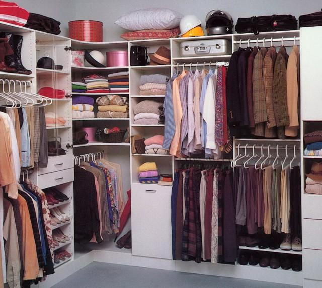 Small Closet Design Ideas