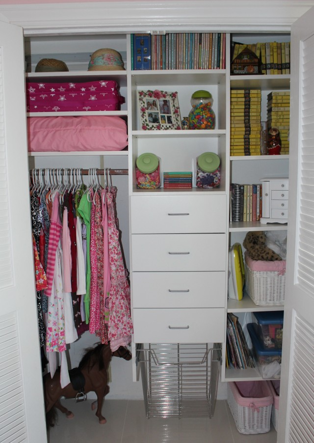 Small Closet Solutions Diy