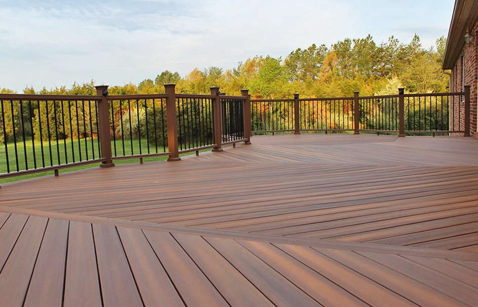 Best Composite Decking Material  Home Design Ideas