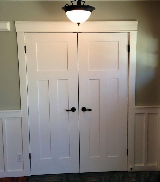 Bifold Closet Door Ideas