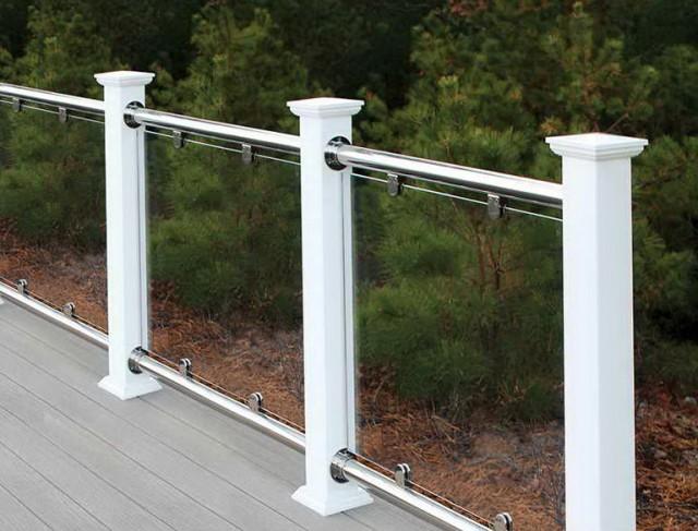 Metal Deck Railings For Sale