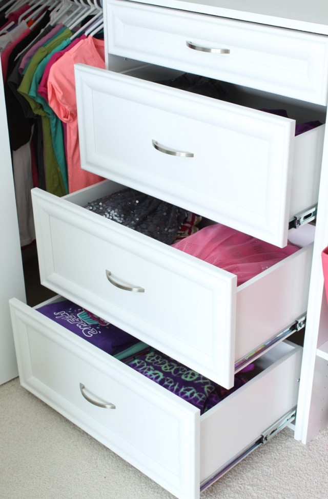 Organizing Your Closet And Drawers