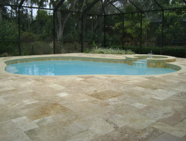 Resurface Pool Deck Cost
