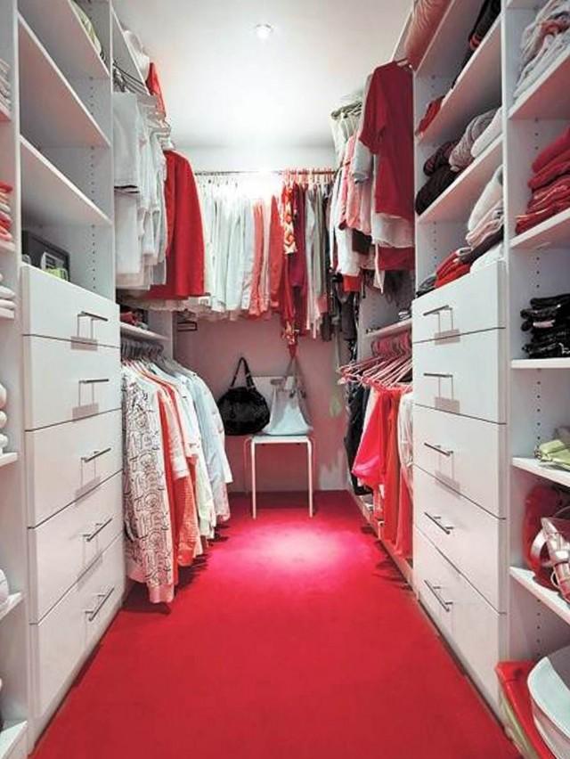 Small Walk In Closet Storage Ideas