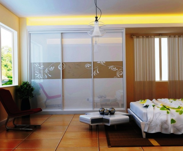3 Panel Sliding Doors For Closets