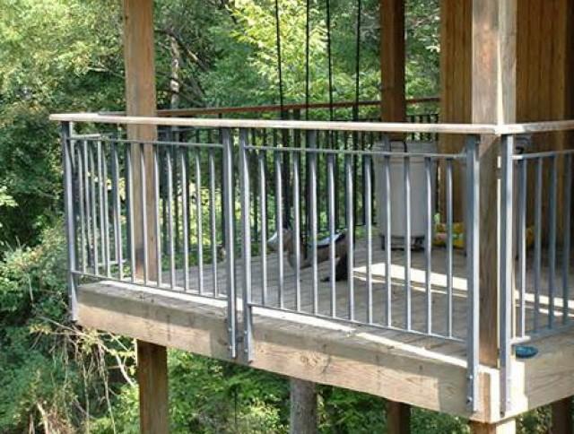 Aluminum Railings For Decks Seattle