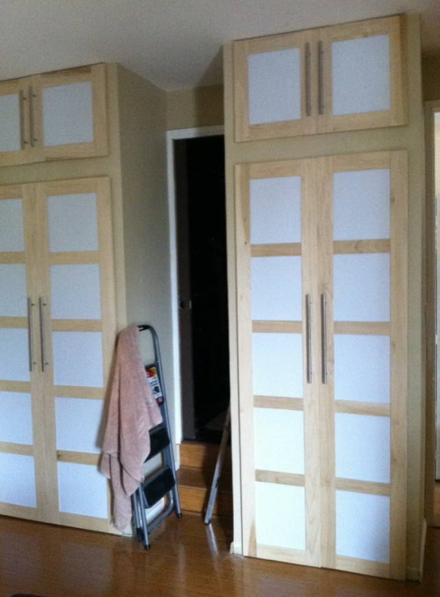 Closet Door Alternatives Diy