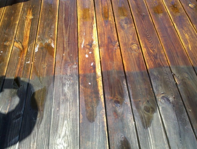 Deck Restoration Products Reviews