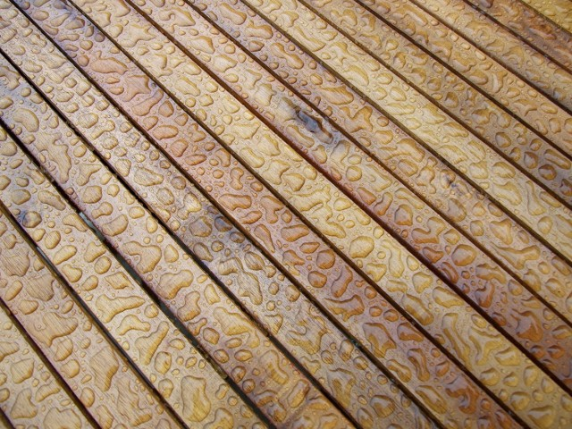 Ipe Deck Maintenance Tips