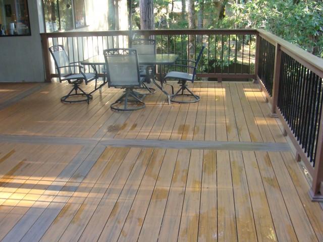 Material Estimator For Deck