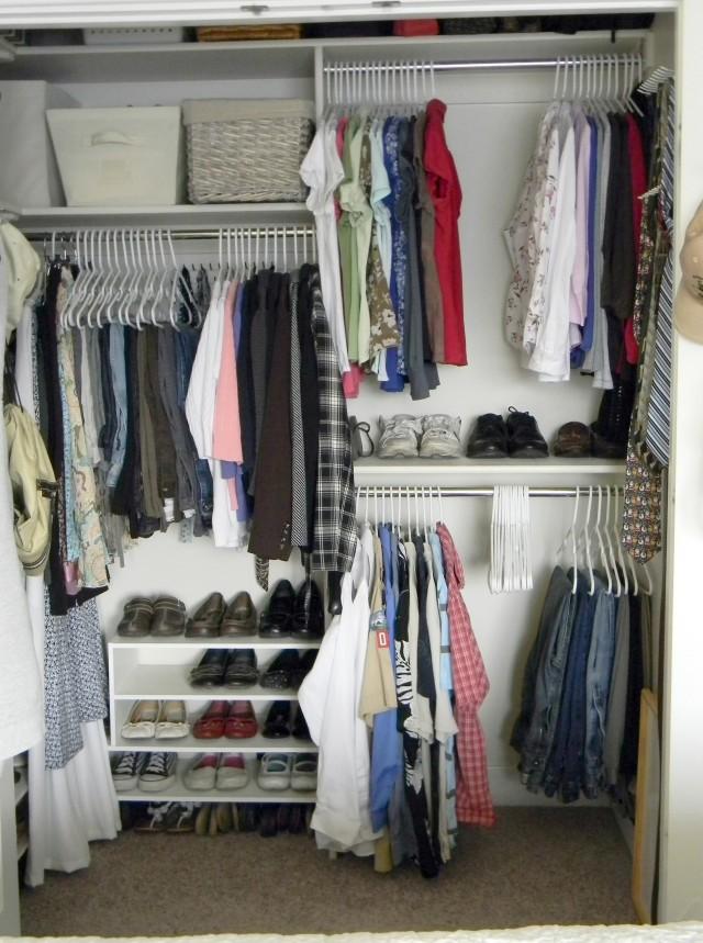 Organizing Small Closets Ideas