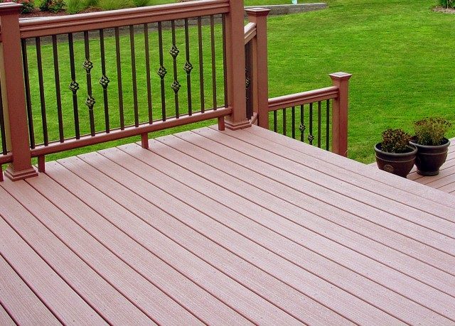 Tongue And Groove Composite Decking Materials
