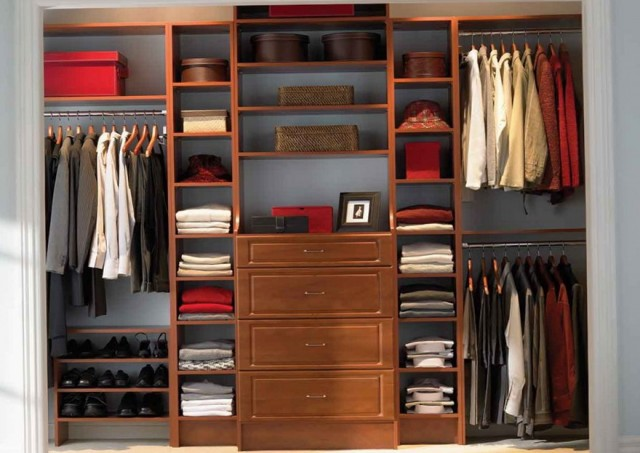 Wardrobe Closet For Small Spaces