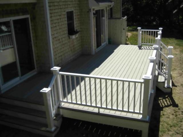 Acorn Deck House Cost