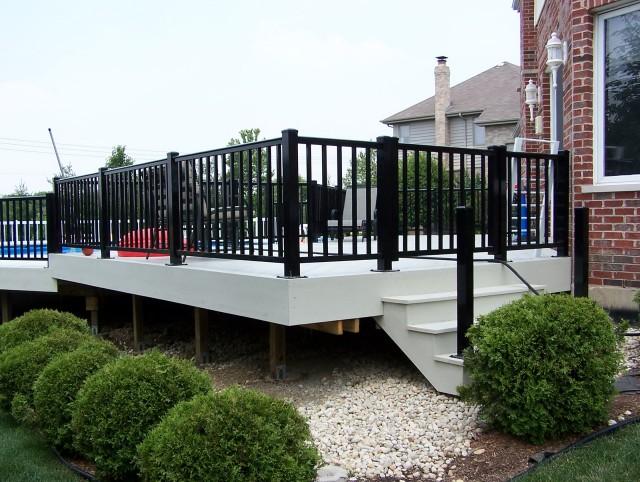 Aluminum Deck Railing Systems Prices