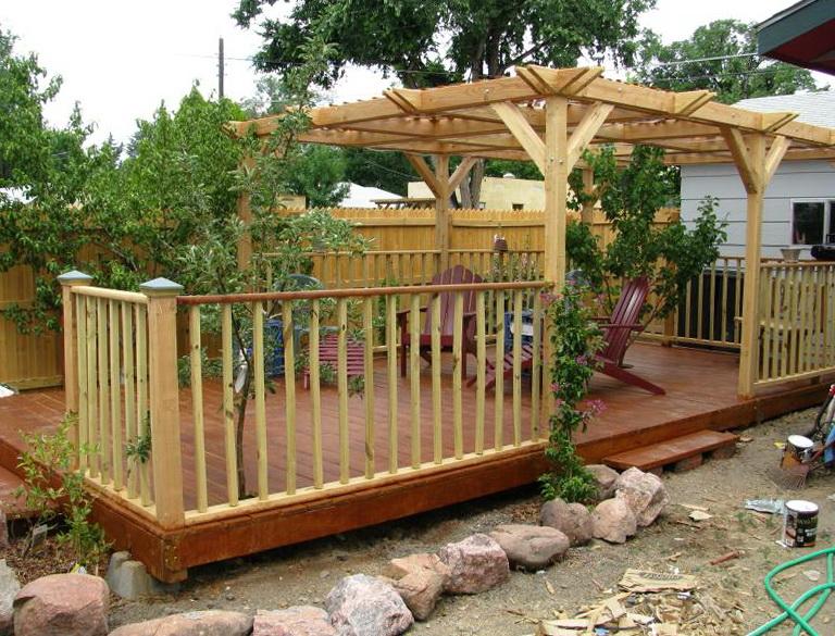 Build A Deck Online