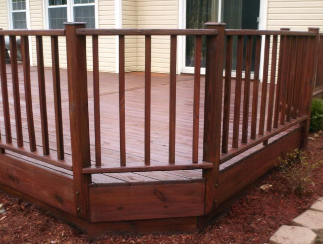 Deck Stain And Sealer All In One
