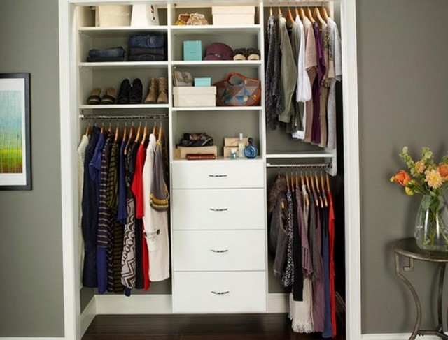Ideas For Closets In Small Spaces