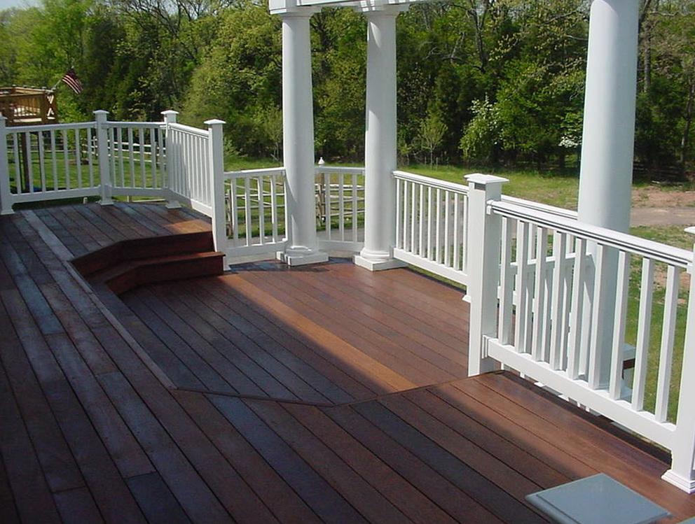 Ipe Wood Deck Images