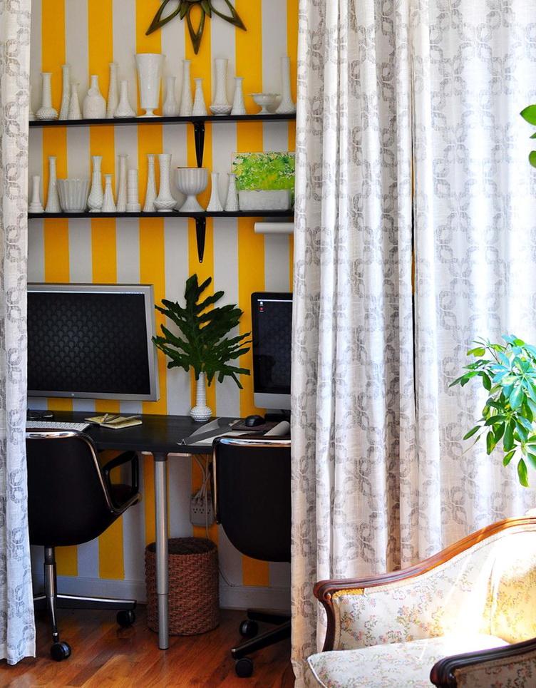 Make A Closet Into An Office
