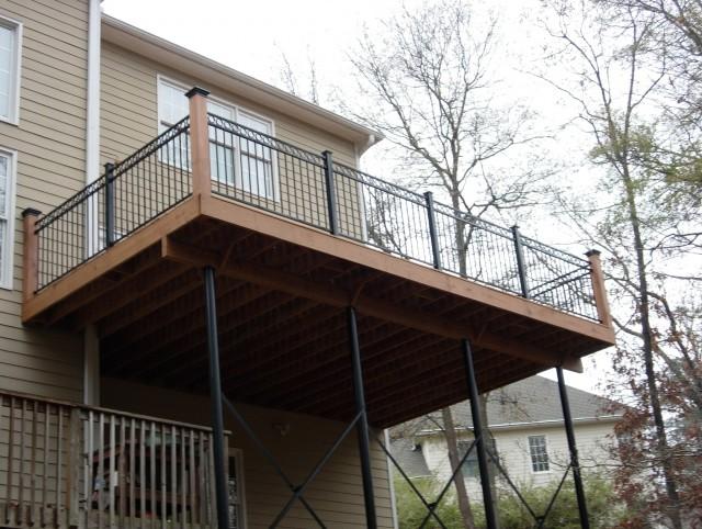 Metal Deck Balusters Lowes