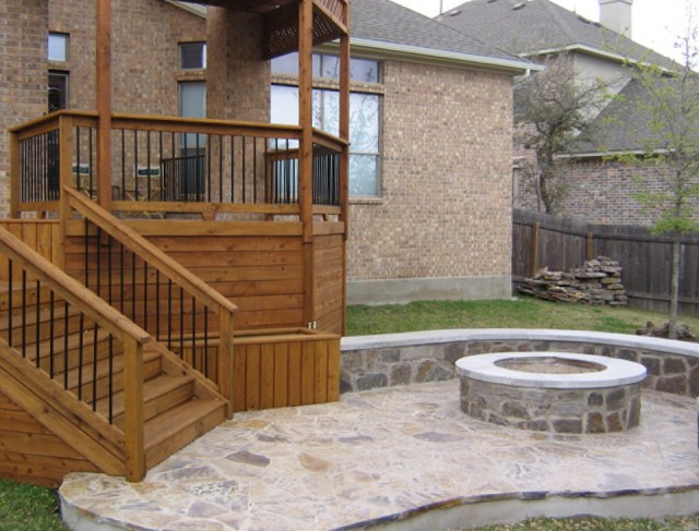 Patio And Deck Ideas Pictures