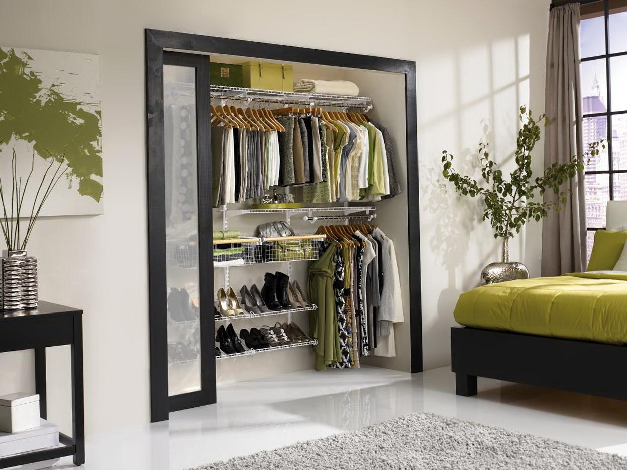 Reach In Closet Design Diy