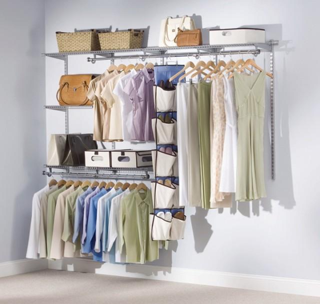 Rubbermaid Closet Storage Bins