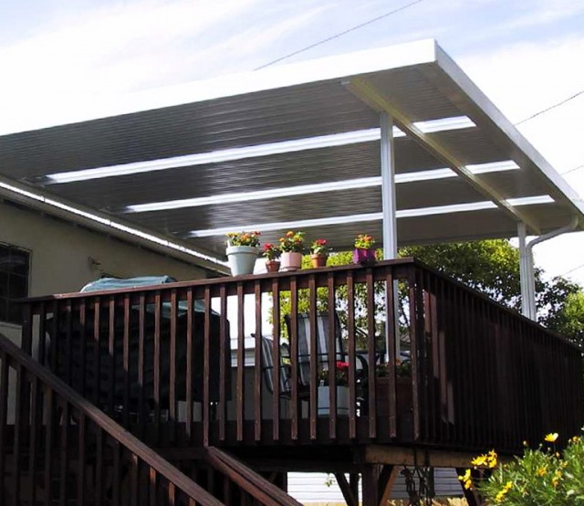 Shade Covers For Decks