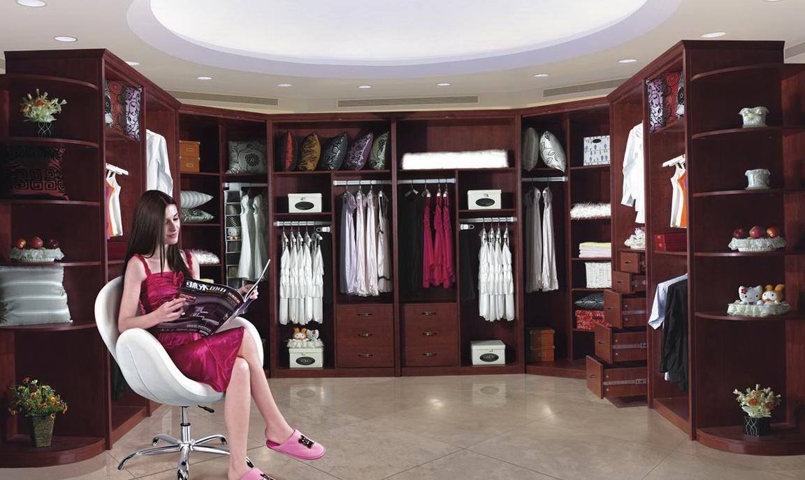 Walk In Closet Sb Furniture