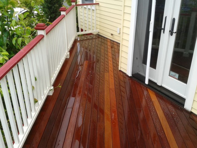 Wood Deck Cleaner Lowes