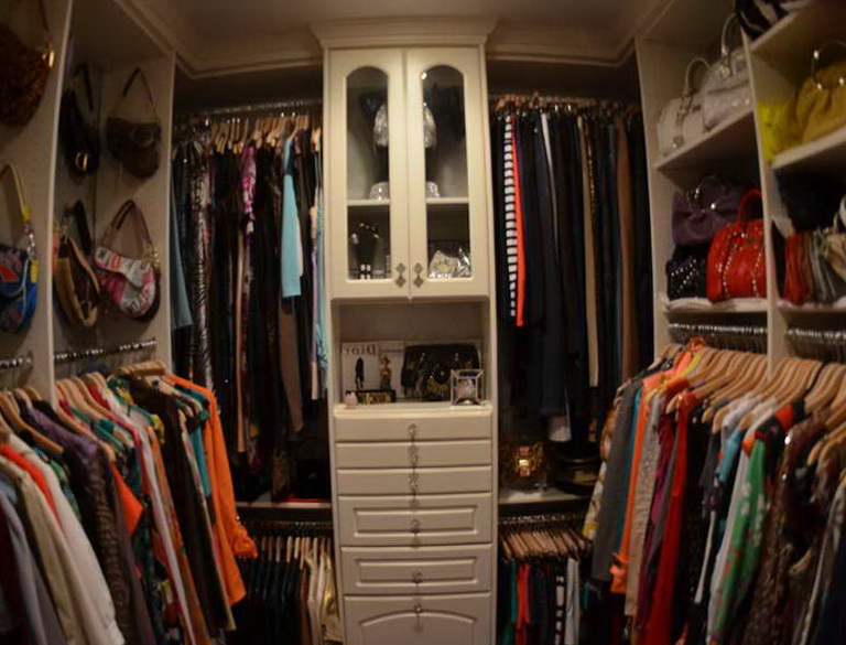 Closet Designs For Small Spaces