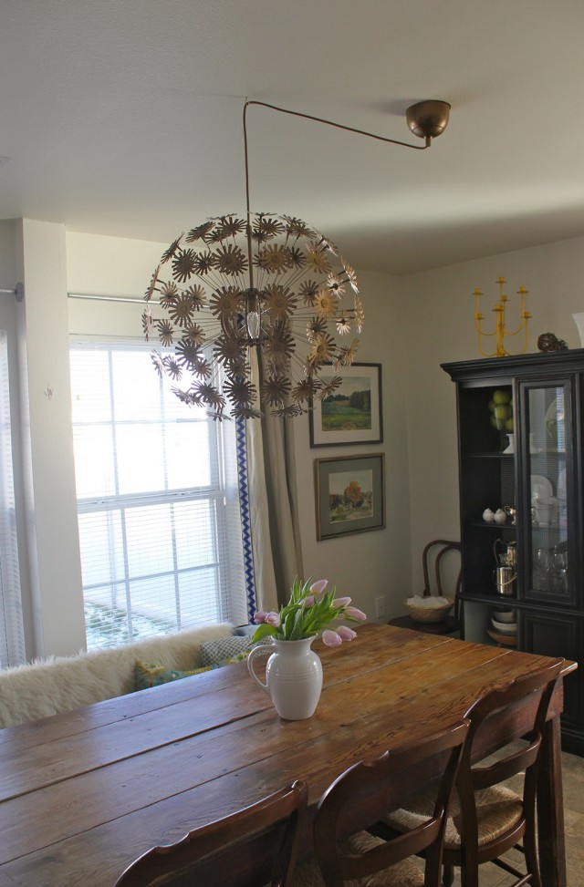 Hanging A Chandelier Off Center