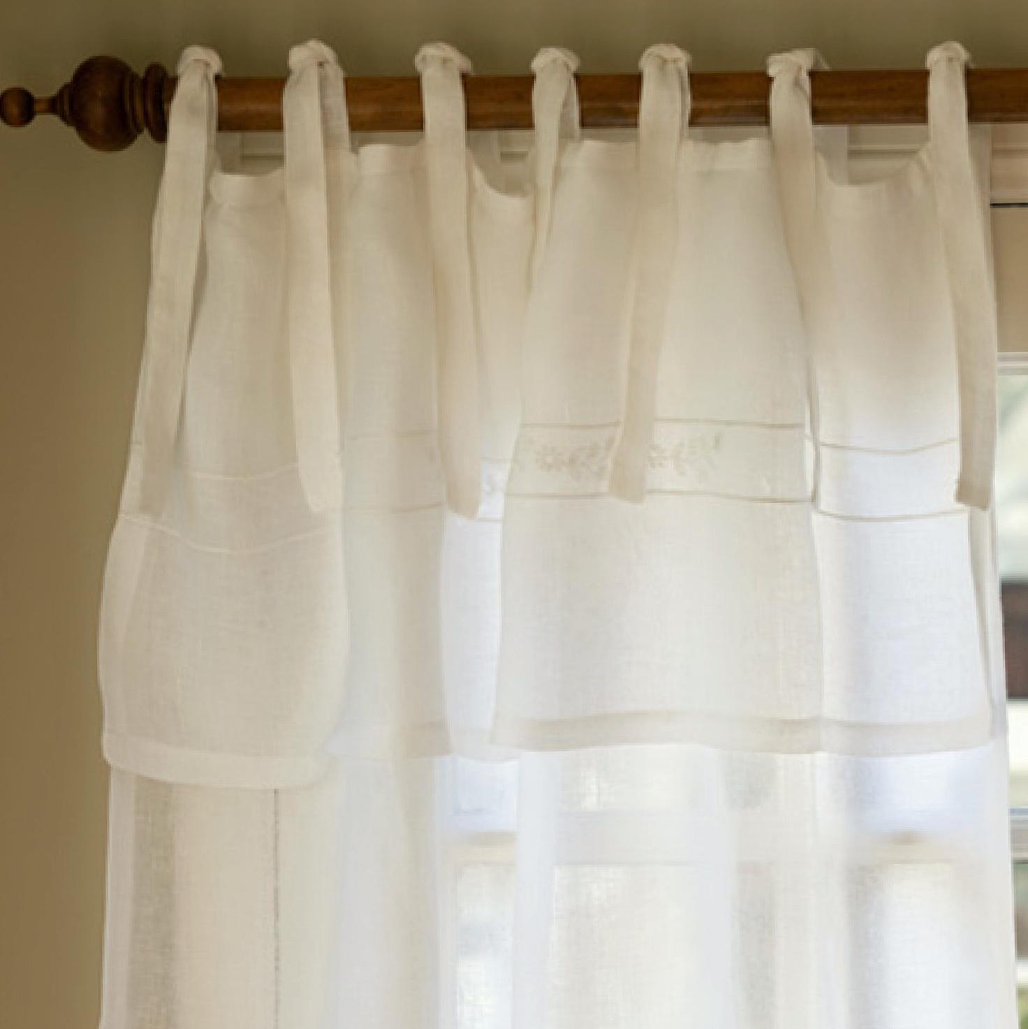 Linen Curtain Panels 84